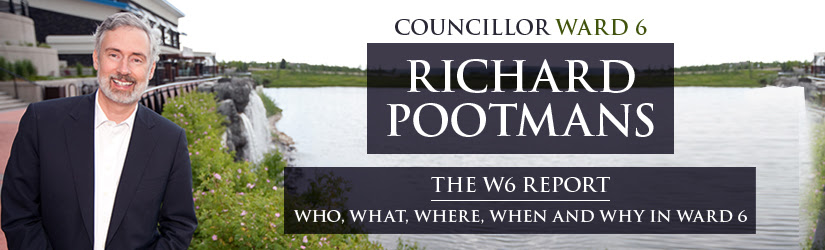 Richard Pootmans Ward 6 Alderman
